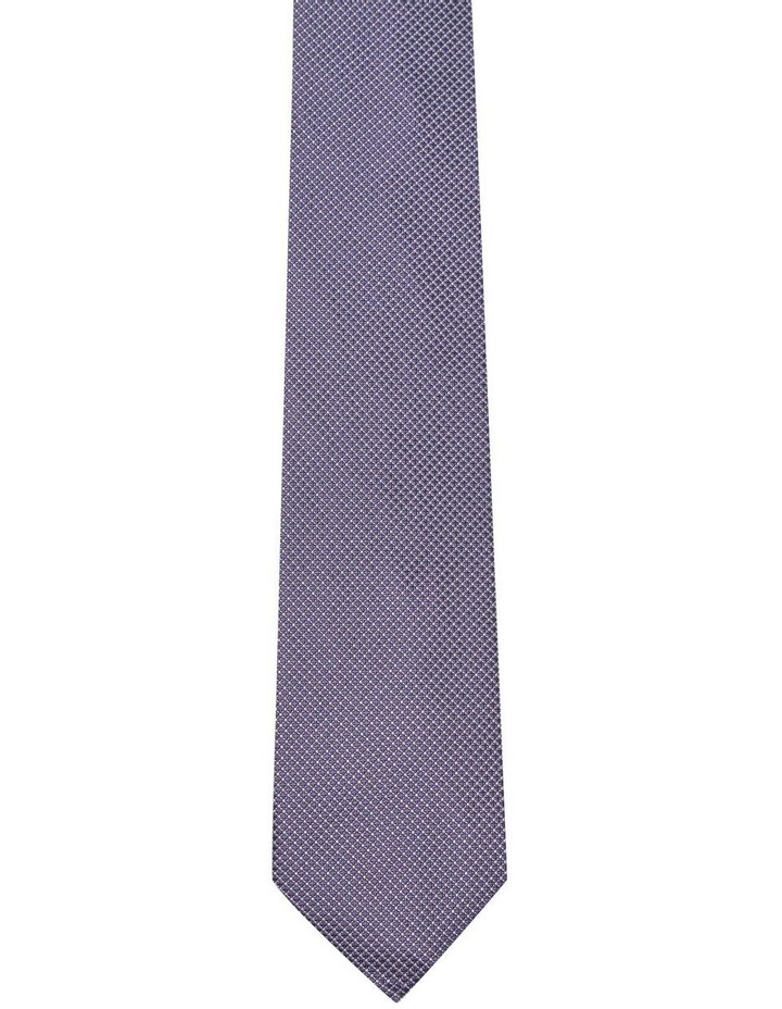 Silk Grid Tie image 1