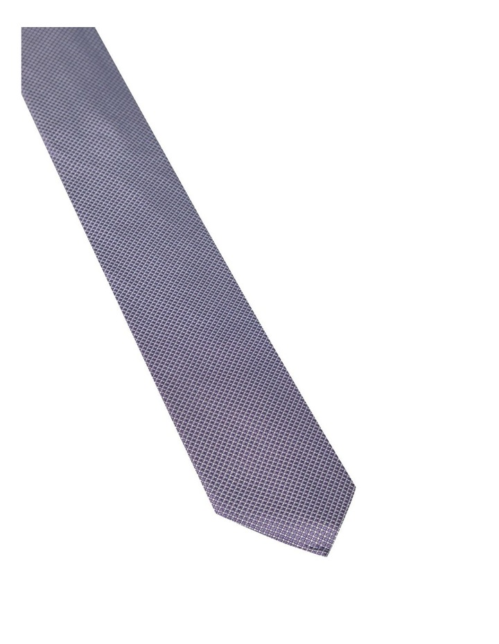 Silk Grid Tie image 2