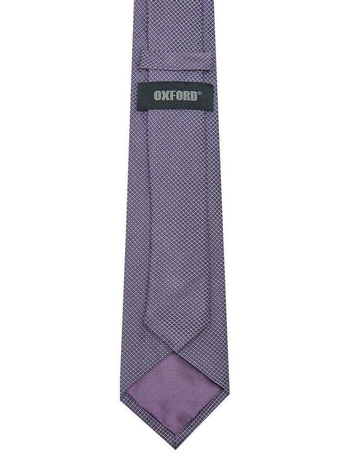 Silk Grid Tie image 3
