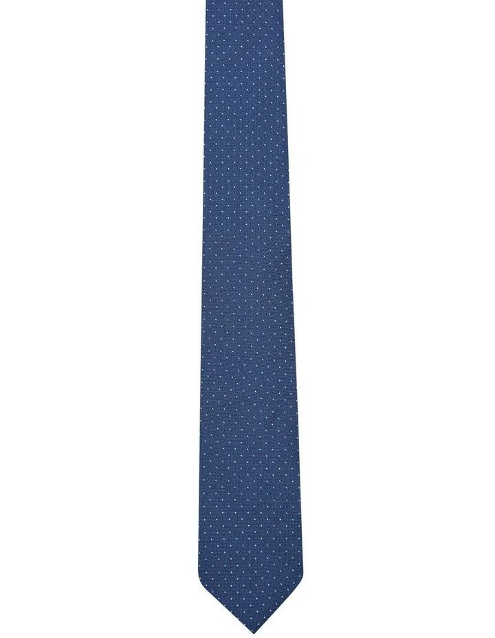 Silk Pin Dot Tie image 1