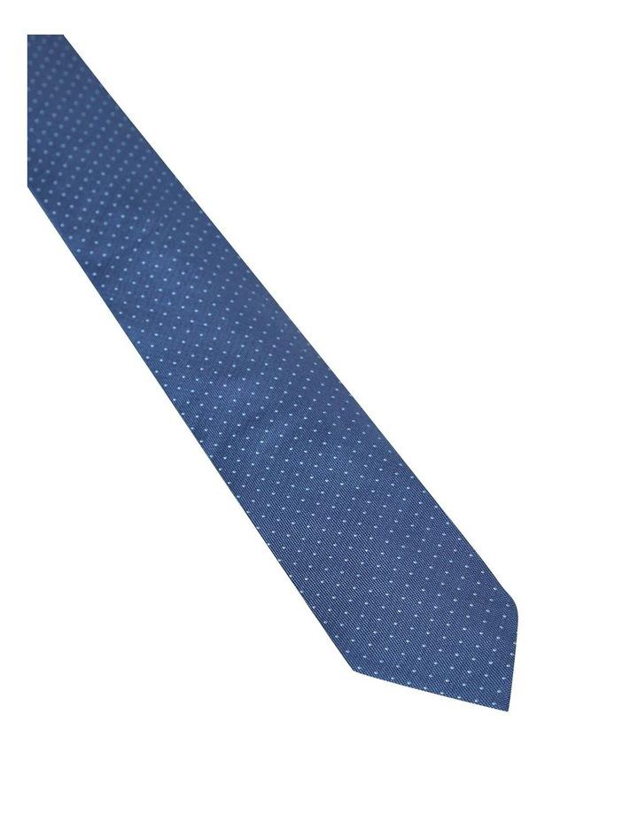 Silk Pin Dot Tie image 2