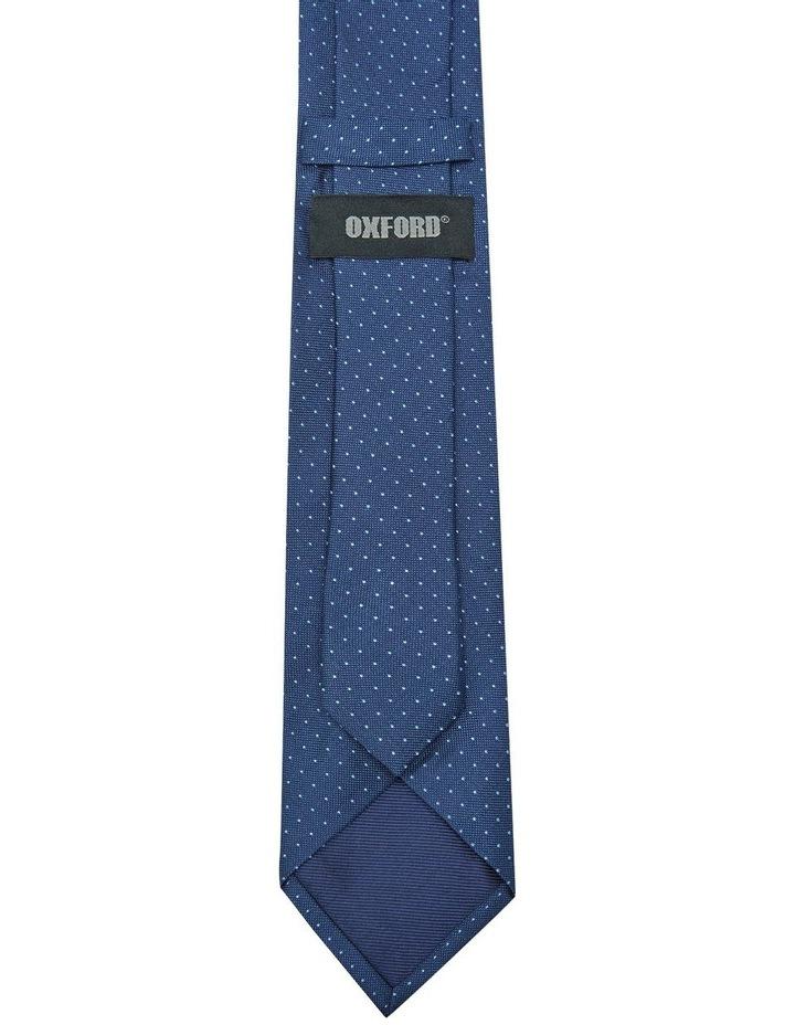Silk Pin Dot Tie image 3