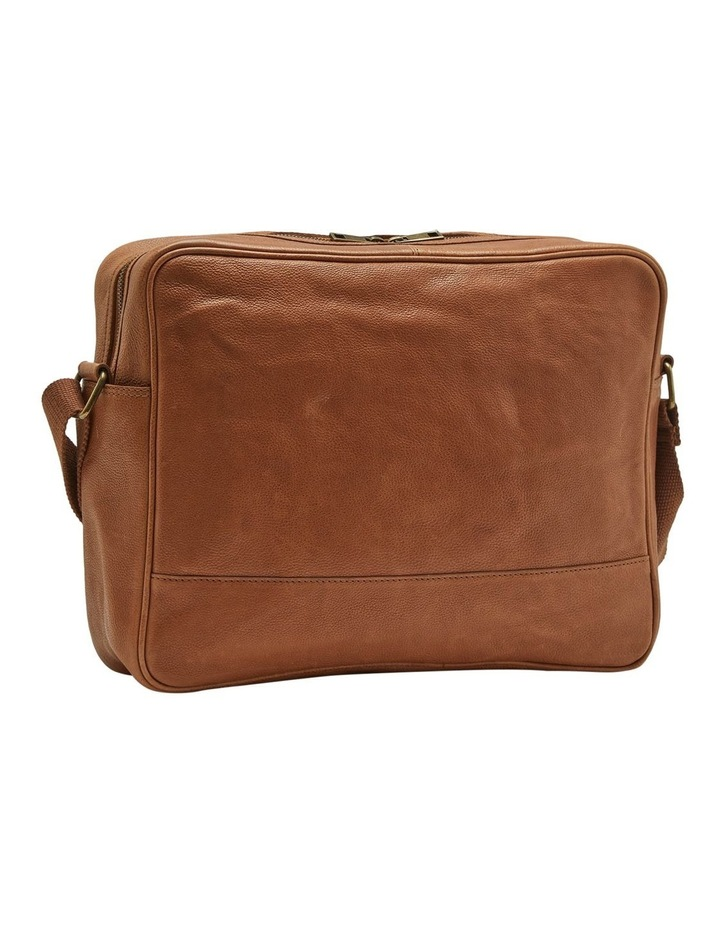 Joyce Leather Messenger Bag image 1