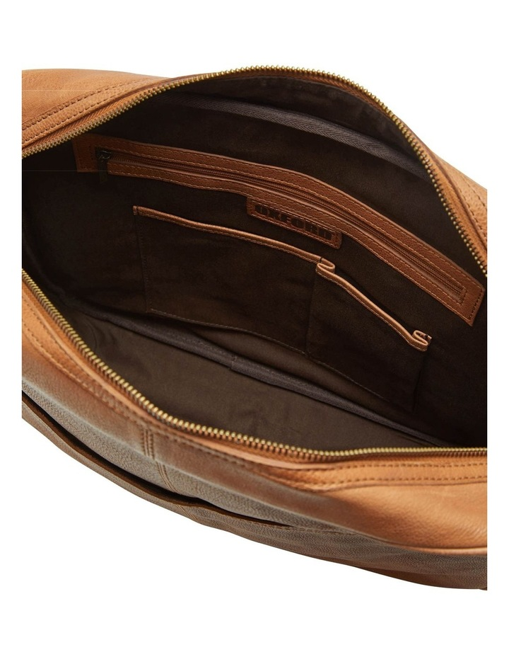 Joyce Leather Messenger Bag image 2
