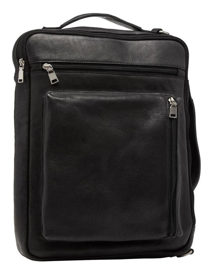 Swift Leathr Backpack/Briefcase Bag image 1