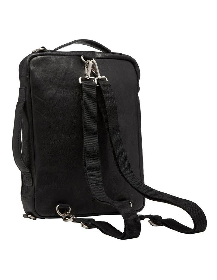 Swift Leathr Backpack/Briefcase Bag image 2
