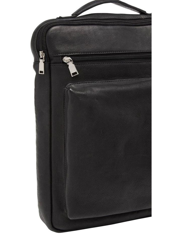 Swift Leathr Backpack/Briefcase Bag image 3