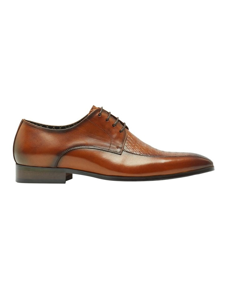 Heaney Woven Leather Derby Shoe image 1
