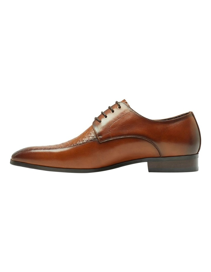 Heaney Woven Leather Derby Shoe image 2
