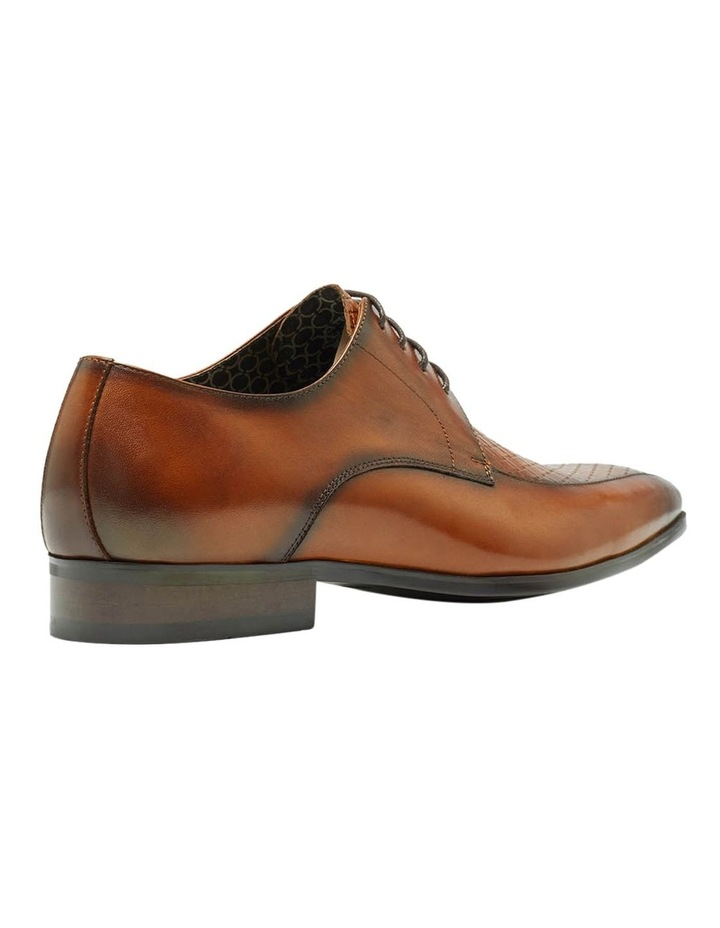 Heaney Woven Leather Derby Shoe image 3