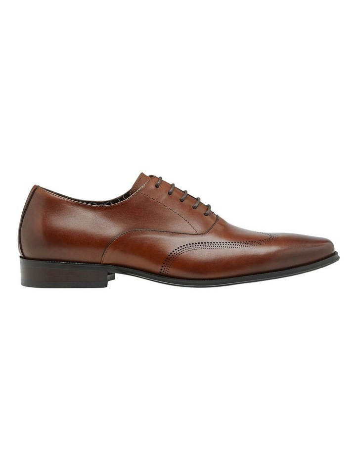 Stefan Leather Brogue Shoe image 1