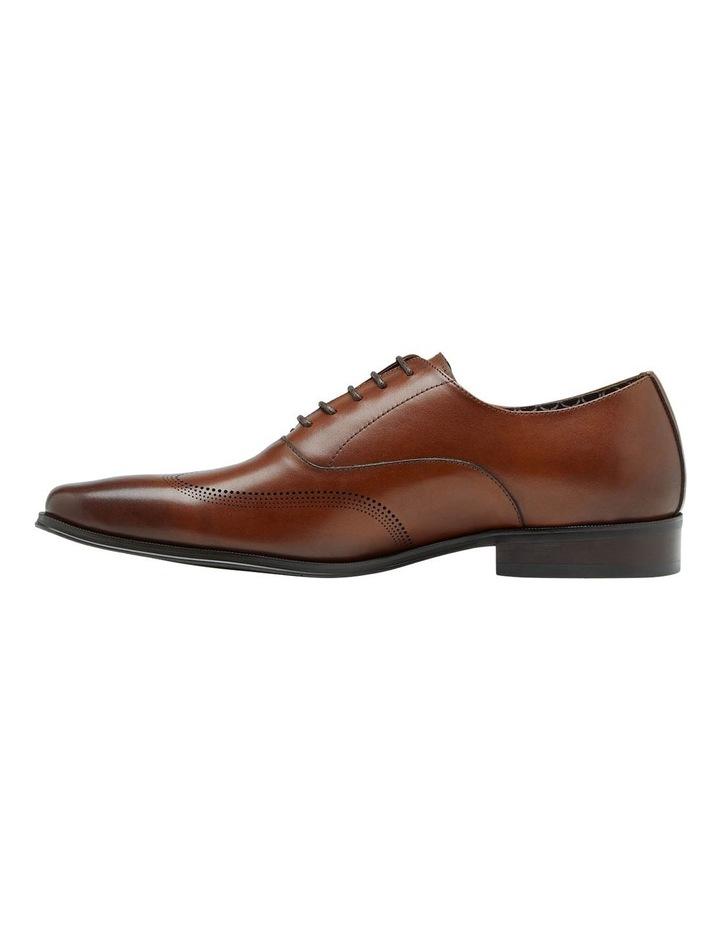 Stefan Leather Brogue Shoe image 2