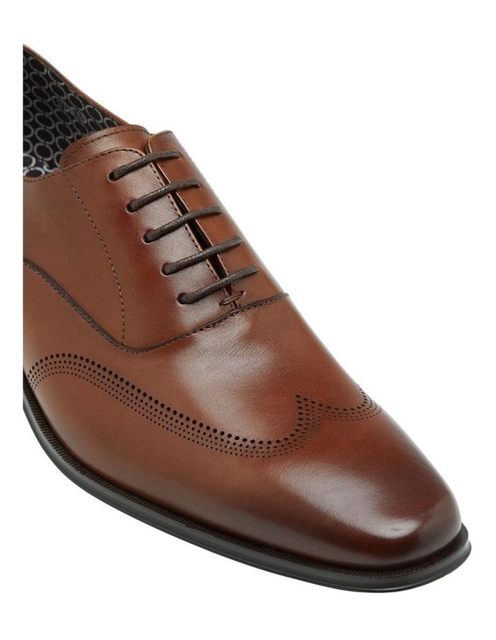 Stefan Leather Brogue Shoe image 4