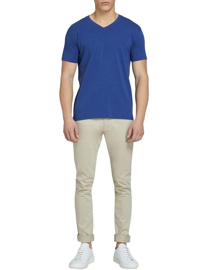 Peter Stretch V-Neck T-Shirt image 5