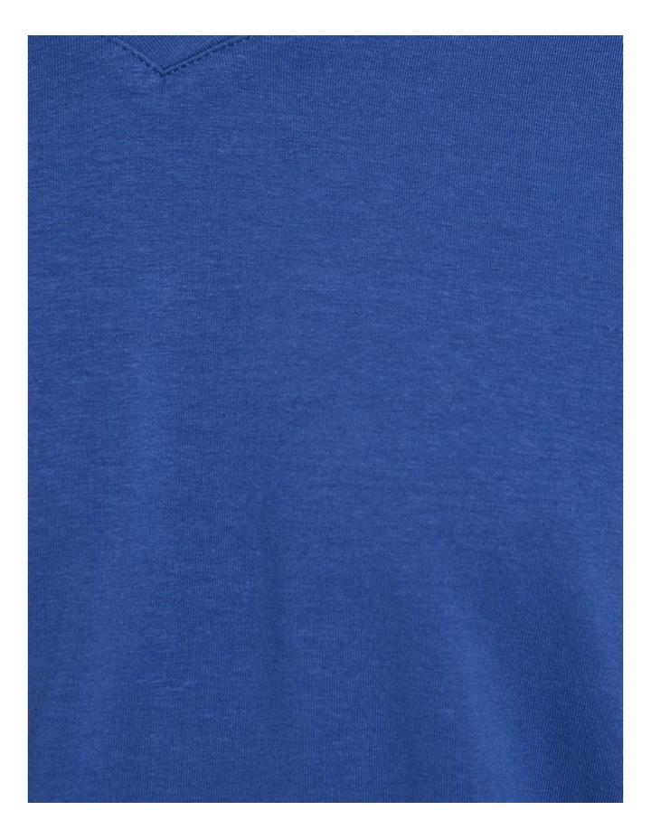 Peter Stretch V-neck T-shirt image 6