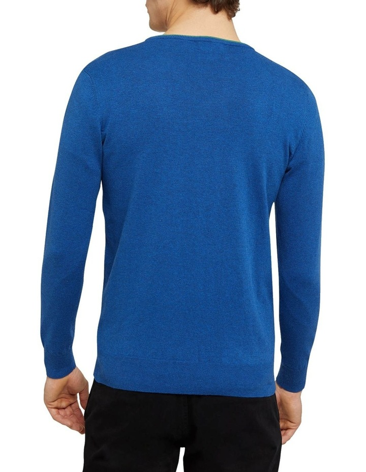 Perry Tipping V-Neck Pullover image 3