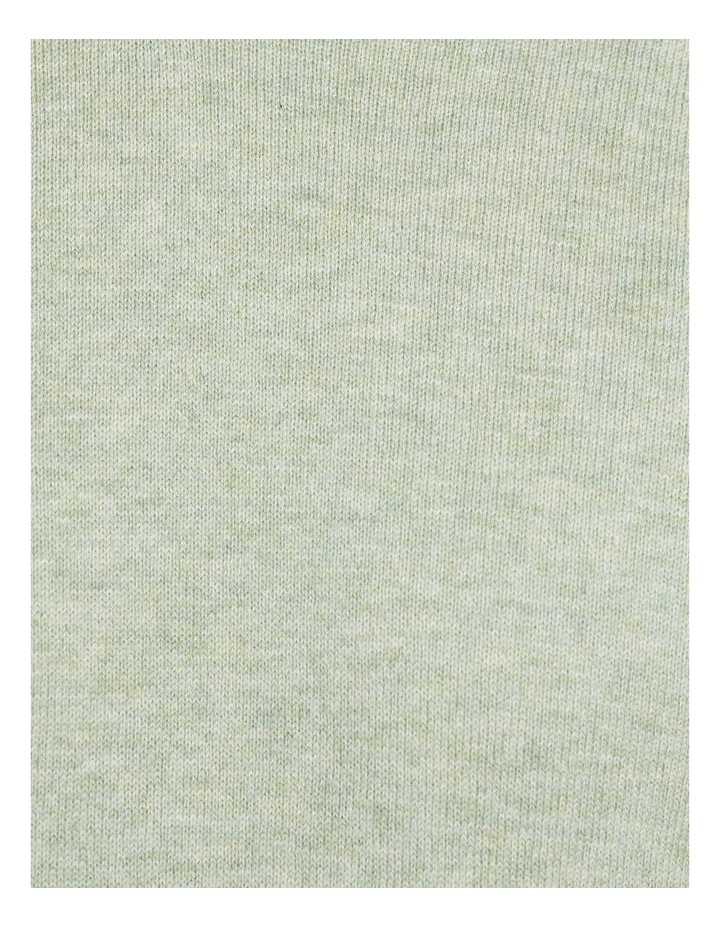 Cotton Cashmere V-Neck Pullover image 6