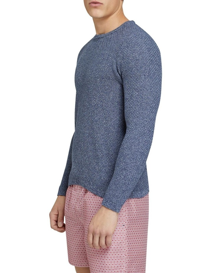 Billie Textured Crew Neck Knit image 2