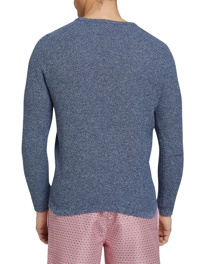 Billie Textured Crew Neck Knit image 3