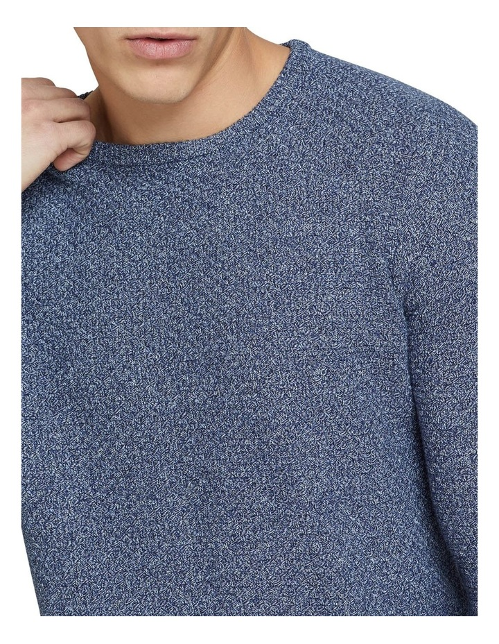 Billie Textured Crew Neck Knit image 4