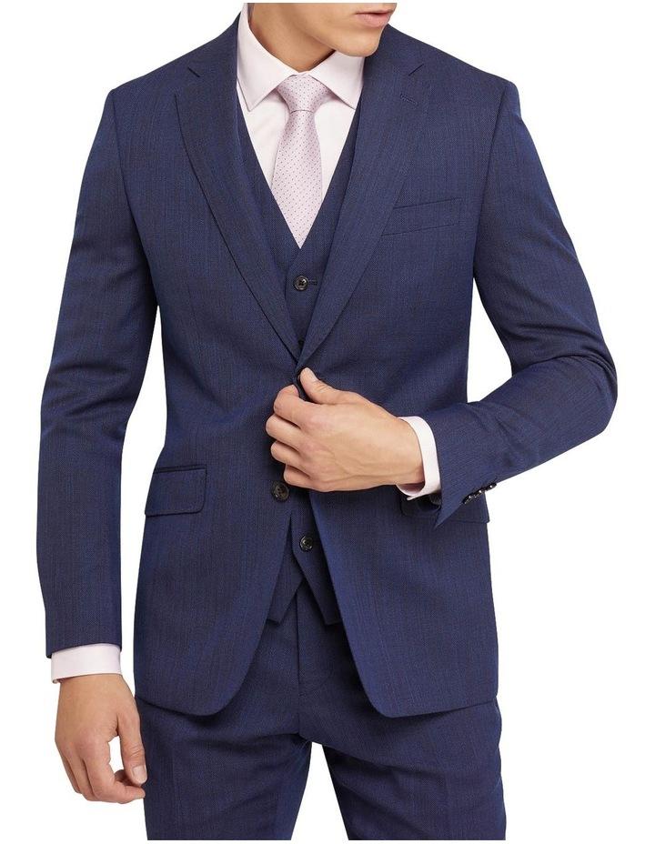 N.hopkins Wool Stretch Suit Jacket image 1