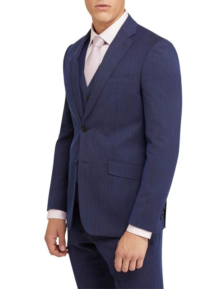 N.hopkins Wool Stretch Suit Jacket image 2