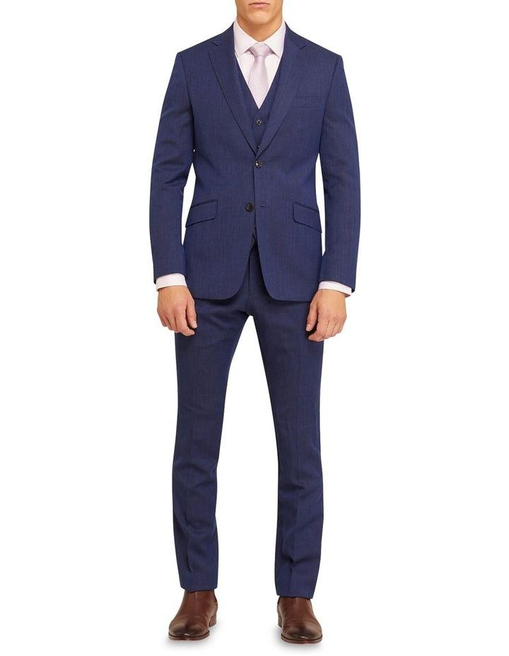 N.hopkins Wool Stretch Suit Jacket image 5