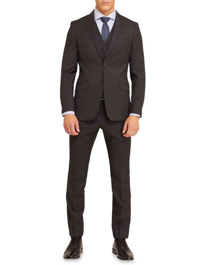 Hopkins Wool Suit Trousers image 5