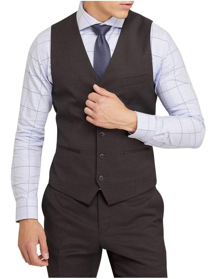 Hopkins Wool Suit Vest image 1
