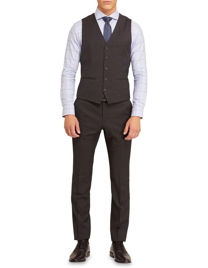 Hopkins Wool Suit Vest image 5