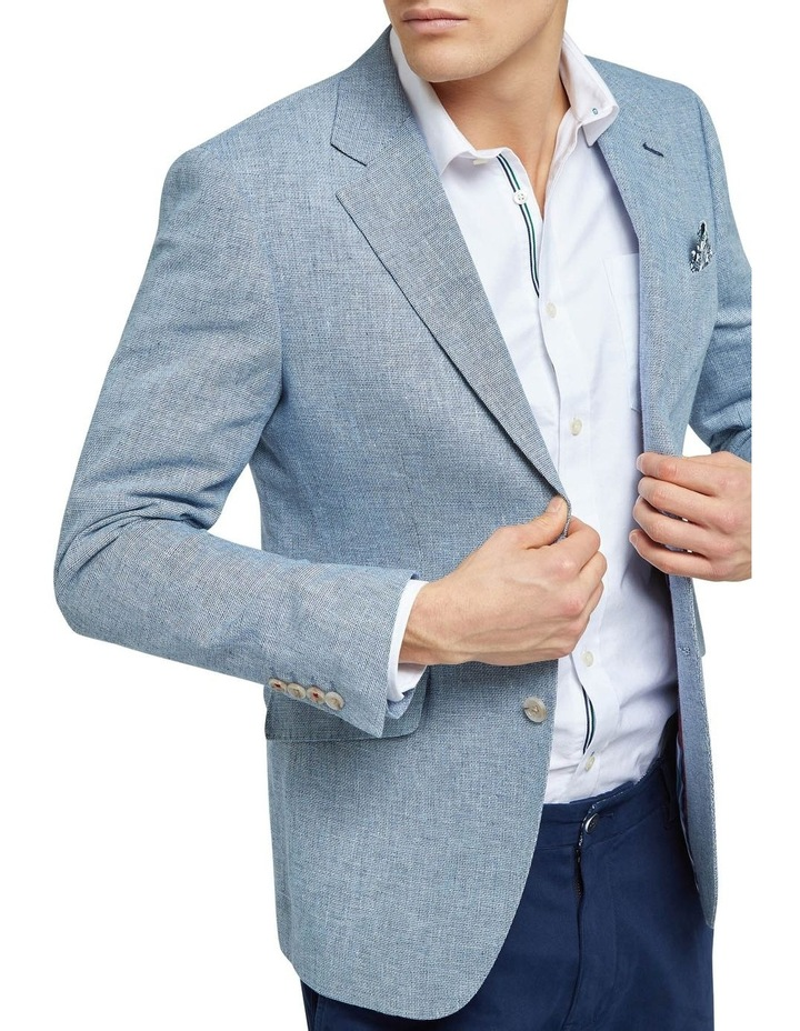 Blake Linen Blend Blazer image 4