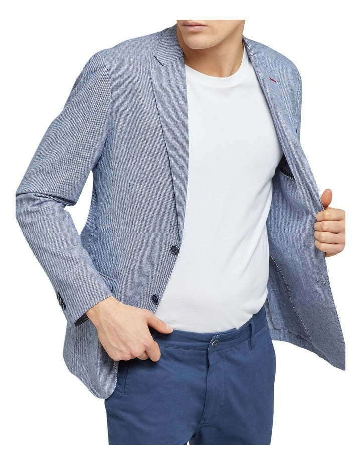 Milton Linen Blend Blazer image 4