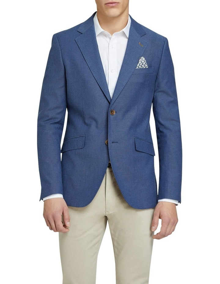 Blake Cotton Stretch Blazer image 1