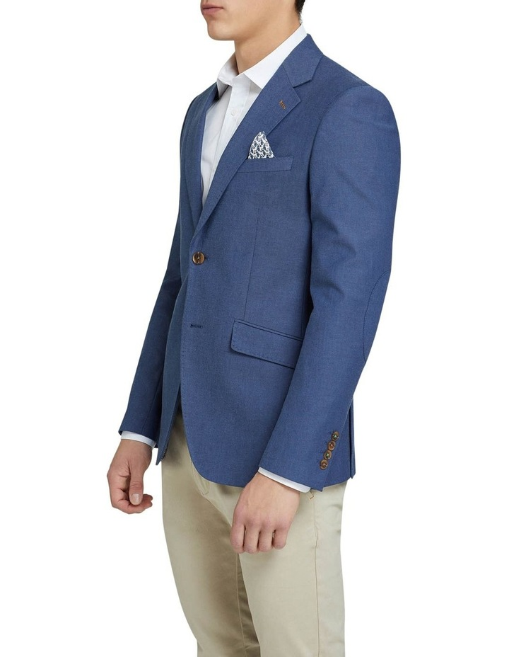 Blake Cotton Stretch Blazer image 2
