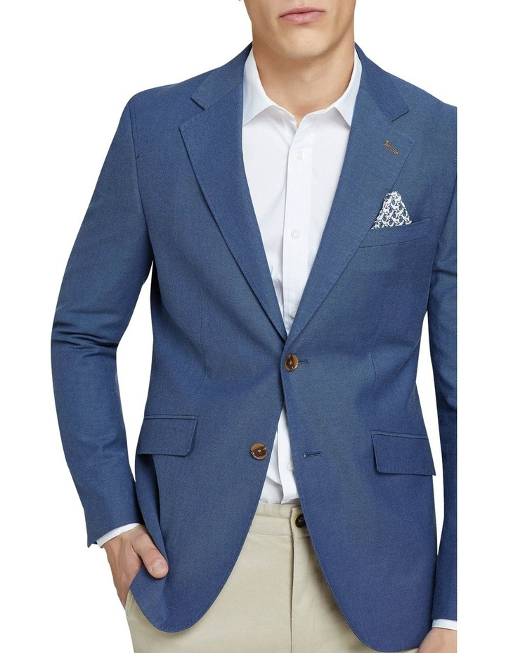 Blake Cotton Stretch Blazer image 4