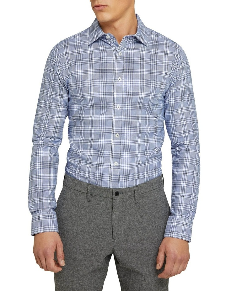 Islington Regular Fit Checked Shirt image 1