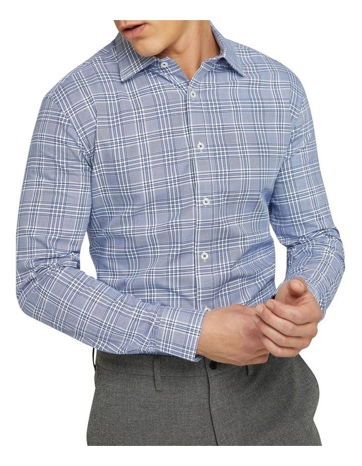 Islington Regular Fit Checked Shirt image 4