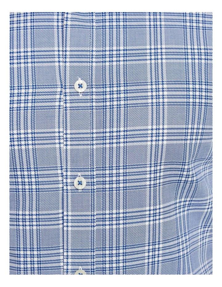 Islington Regular Fit Checked Shirt image 6