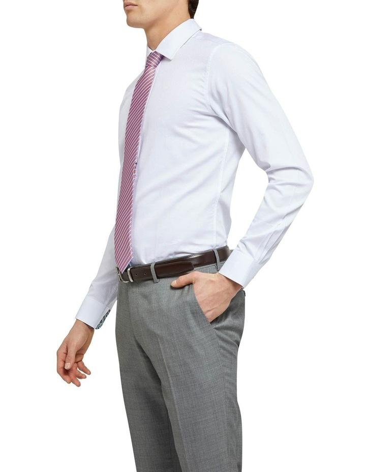 Beckton Dobby White Shirt image 2