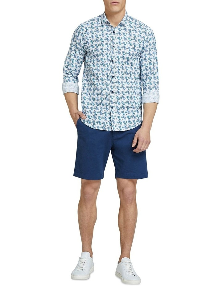 Kenton Linen Cotton Floral Shirt image 5
