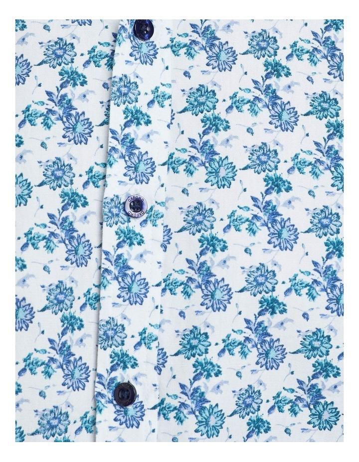 Kenton Linen Cotton Floral Shirt image 6