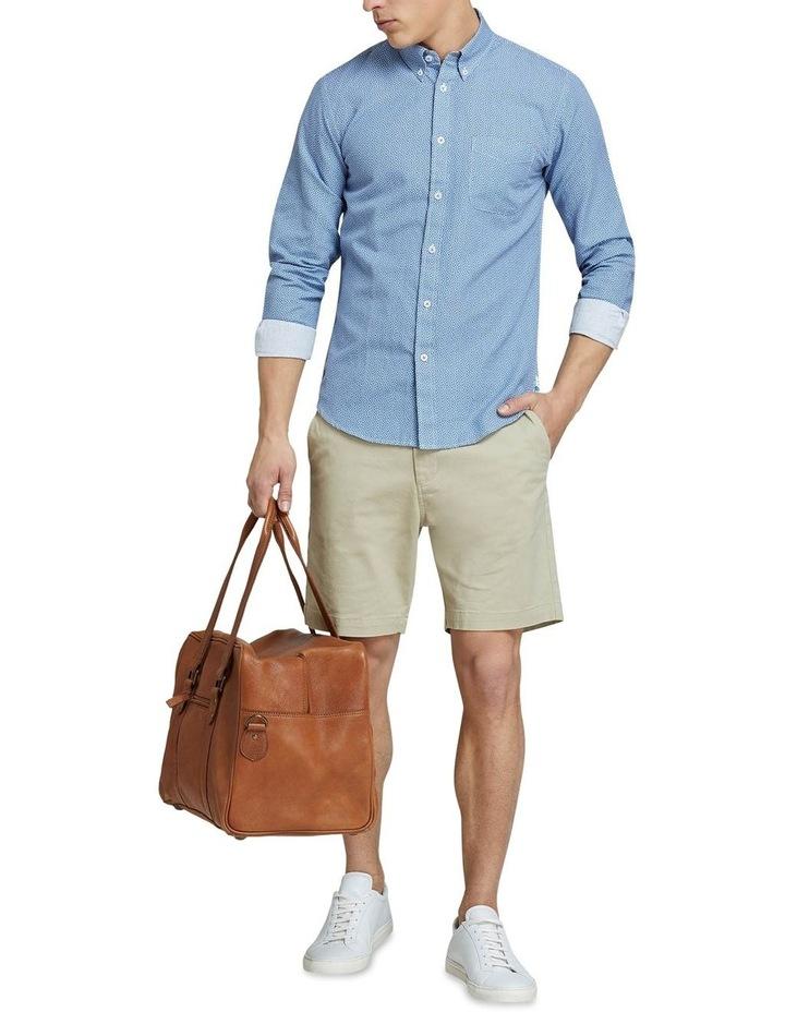 Uxbridge Linen Cttn Star Prt Shirt image 5