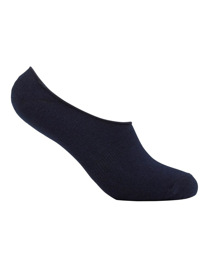 Crake 3 Pack Invisible Sock image 2