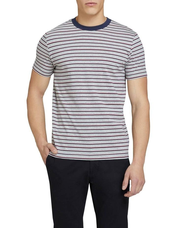 Barney Striped T-shirt image 1