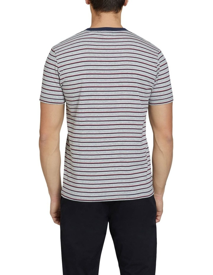 Barney Striped T-shirt image 3