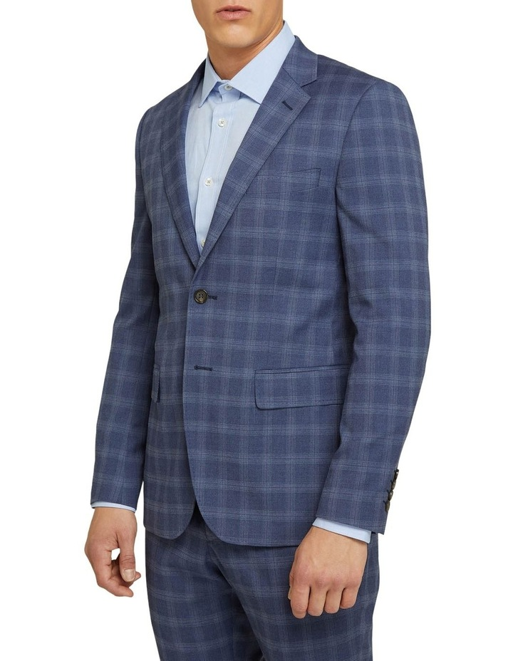 Auden Eco Checked Suit Jacket image 2