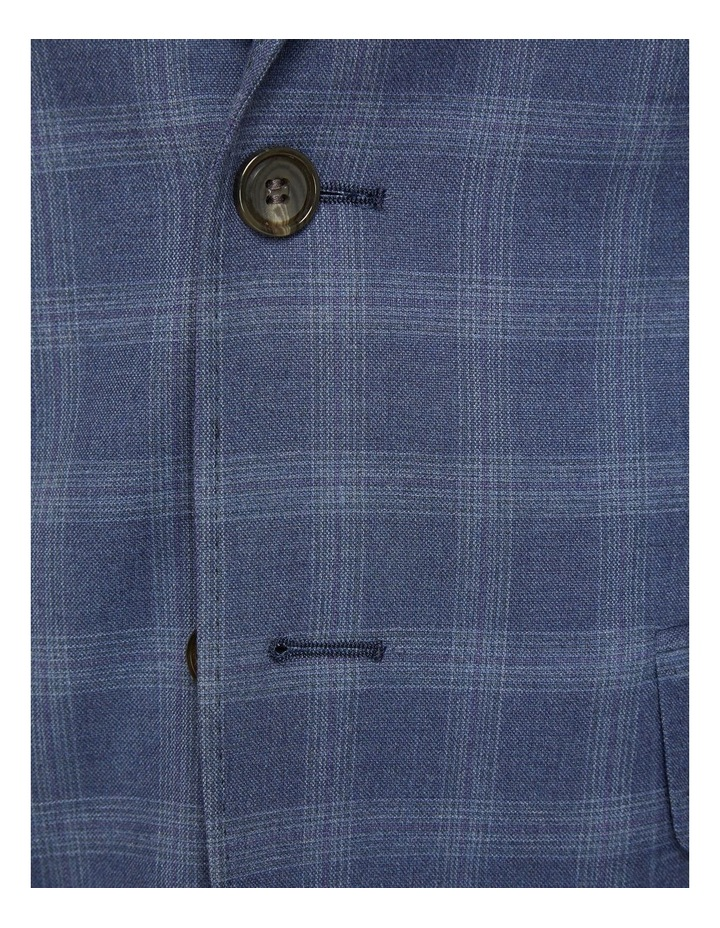 Auden Eco Checked Suit Jacket image 6