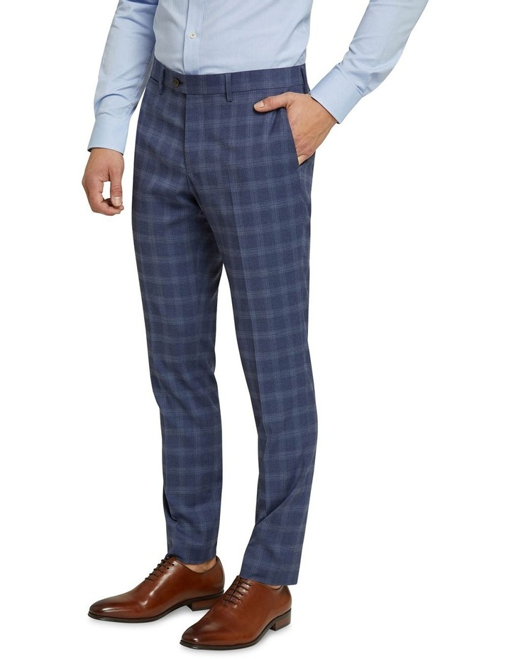 Auden Eco Checked Suit Trousers image 2
