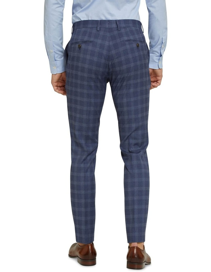 Auden Eco Checked Suit Trousers image 3