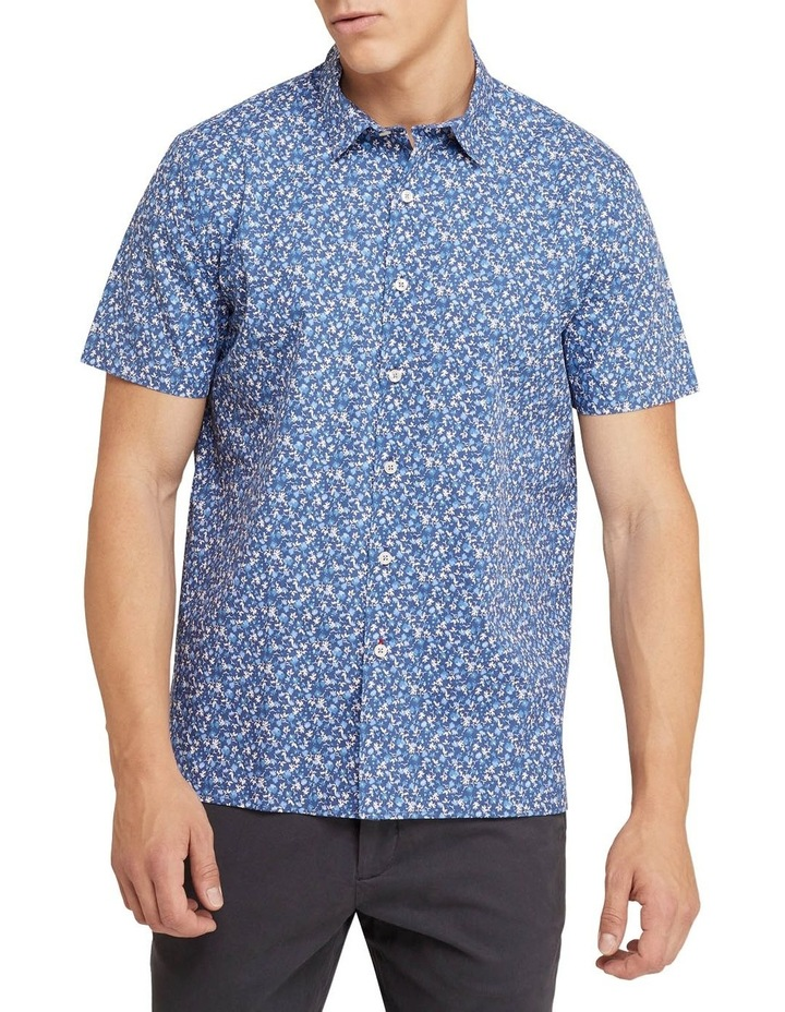 Leyton Floral Relax Fit S/s Shirt image 1